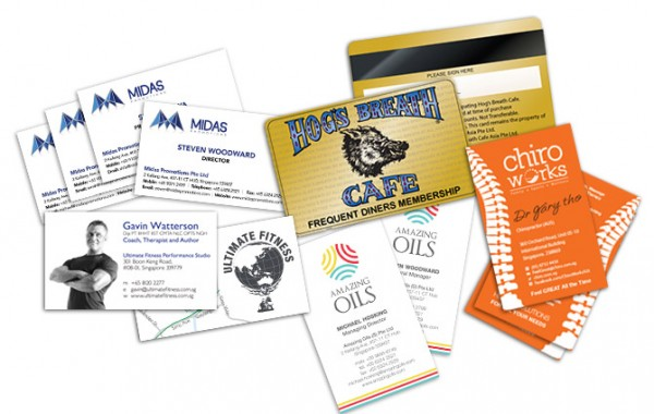 Business & Membership cards